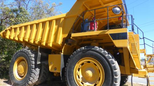 Dump Truck Driving Experience - 90 Minutes