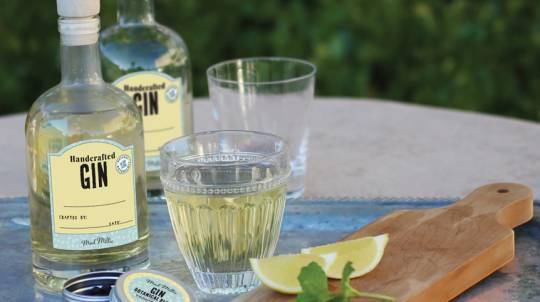 Botanical Gin Making Kit
