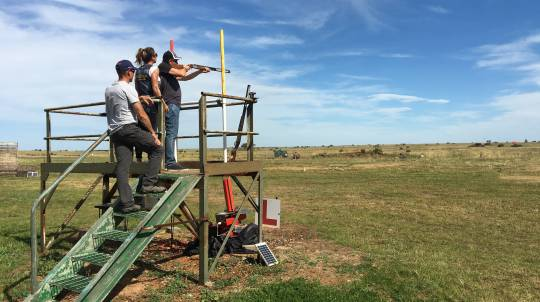 Clay Target Shooting - QLD - For 2