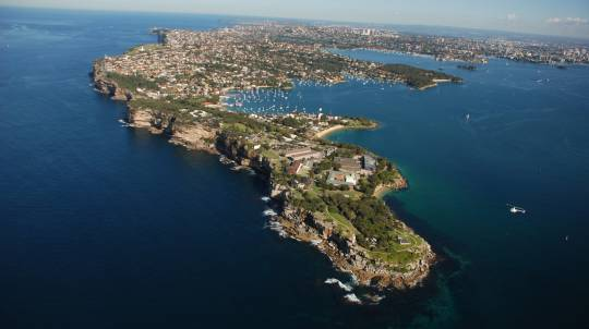 Private Sydney Harbour Helicopter Flight - For 2