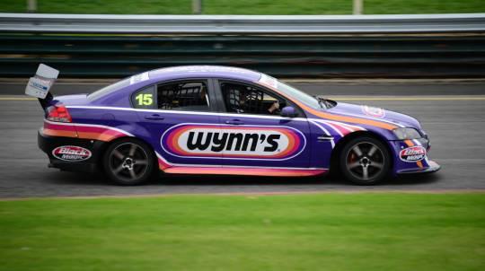 V8 Race Car Driving - 8 Laps - Launceston - TAS