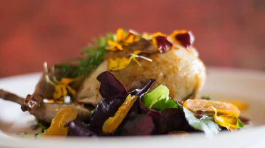 3 Course Lunch or Dinner on the Mornington Peninsula - For 2