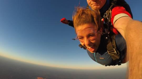 Sunrise Uluru Tandem Skydive - 12,000ft