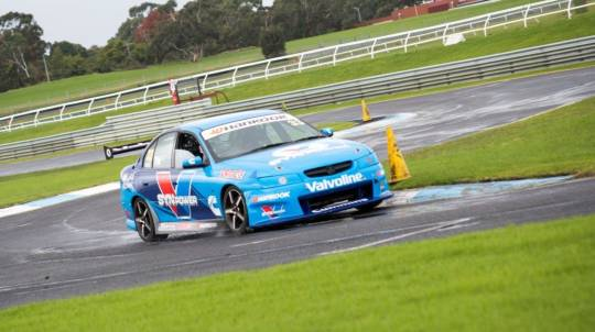 V8 Race Car Driving - 4 Laps - Melbourne - VIC