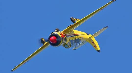 Intro Warbird Aerobatic Flight - 15-20 Minutes - Midweek