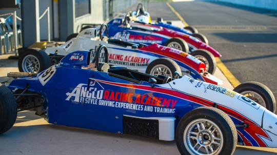F1 Style Race Car Driving Experience - 10 Laps - Weekday