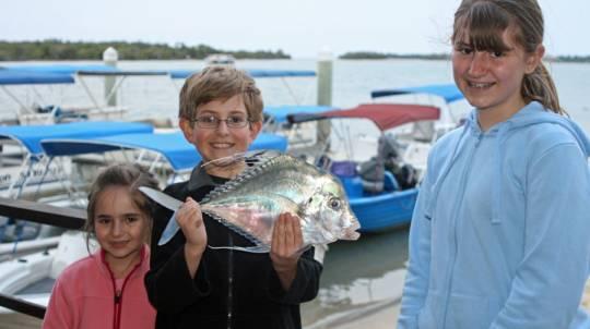 Fishing and Crabbing Adventure - Child
