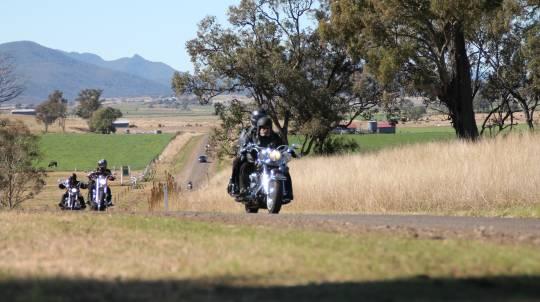 Harley Davidson Brisbane Tour - 60 Minutes