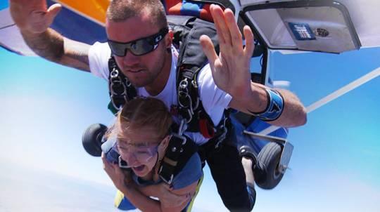 Tandem Skydiving Over Nagambie - 15,000ft - Weekday