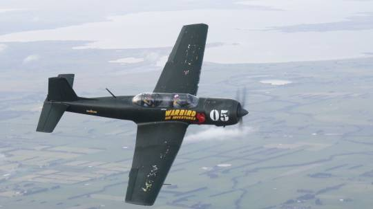 Warbird Aerobatic Flight - 35 Minutes