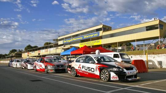 V8 Triple Thrill Hot Laps Ride - For 3 - Adelaide - SA