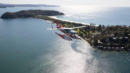 Sydney Seaplane Flight with Brunch - For 2