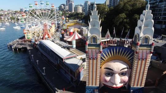 Luna Park Unlimited Rides Pass - 106cm-129cm