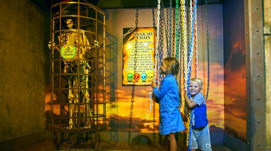 Ripley's Believe It or Not Odditorium Entry