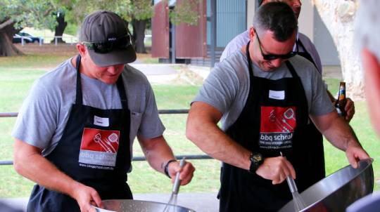 Beer and BBQ Cooking Class - Hunter Valley