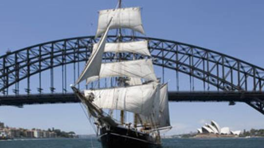 Tall Ship Cruise with Buffet Lunch - For 2