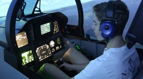 Top Gun F/A-18 Super Hornet Flight Simulator - 60 Minutes