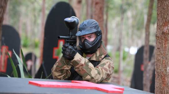 Paintball Experience - For 5 - Newcastle, NSW