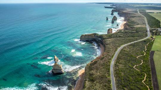 Private Great Ocean Road Tour with Helicopter Flight - For 2
