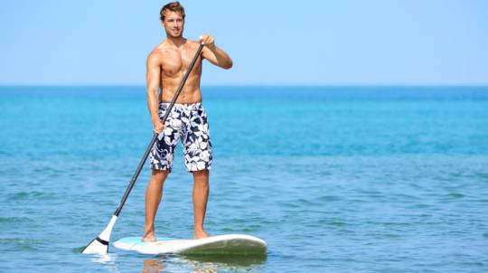 Stand Up Paddle Boarding - Group Lesson - 1 Hour