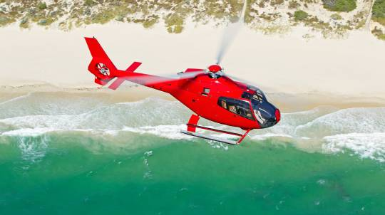 Private Helicopter Over Hillarys Beaches - 8 Minutes - For 2
