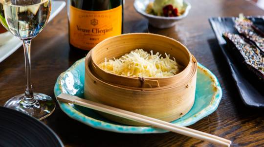 Sake Restaurant 7 Course Champagne Lunch - Sydney - For 2