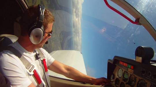Aerobatics Flight Training Experience - 45 minutes