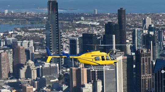 Melbourne Heli Family Flight - For 4
