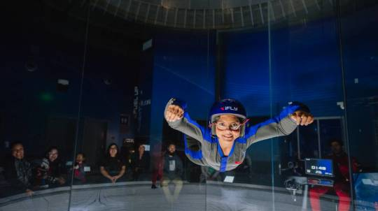 iFLY Brisbane Indoor Skydiving With Video - 2 Flights