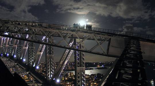 Sydney Harbour Bridge Night Climb - Weekday - Child