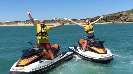 Estuary Jet Ski Tour - 60 Minutes