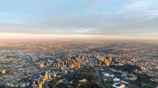 Melbourne Scenic Flight with Drinks and Canapés