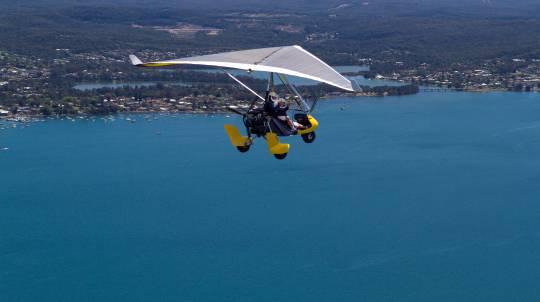 Gyrocopter Flight - 60 Minutes