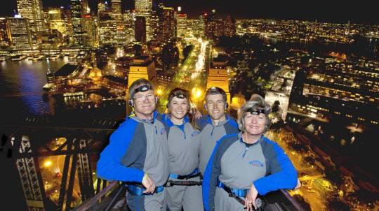 Sydney Harbour Bridge Night Climb - Weekend - Child