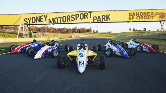 F1 Style Race Car Driving Experience - 10 Laps - Weekend