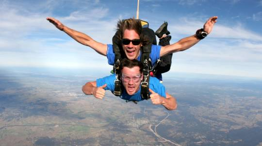 Tandem Skydive Over Hunter Valley - Up To 15,000ft - Weekend