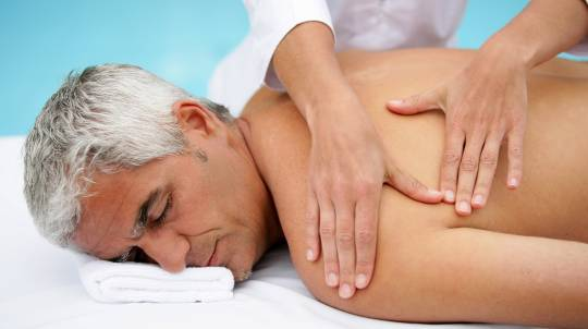 Relaxation Massage For Men - 45 Minutes