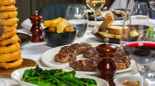 5 Course Shared Beef Experience with Matched Wines - For 2