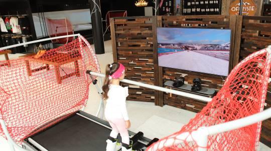 Kids Ski or Snowboard Simulator Session - 30 Minutes