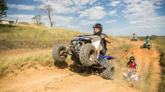 Sydney Quad Bike Adventure Tour - 60 Minutes - For 10