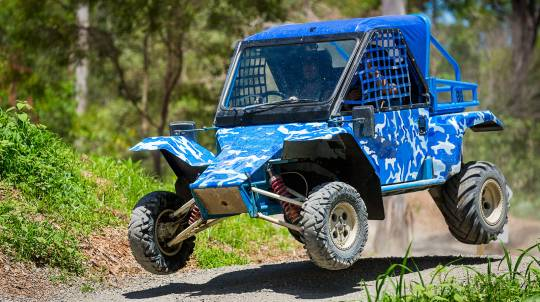 Off Road Buggy Drive - Adult - 4 Laps