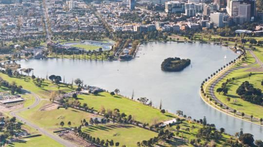Seaplane Flight Over Melbourne - 15 Minutes
