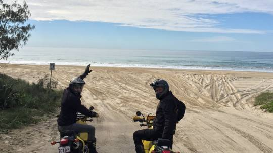 Sunshine Coast Dirt Bike Hire - 6 Hours - For 2
