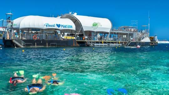 Tropical Reefsleep Adventure - 2 Days - Twin Room