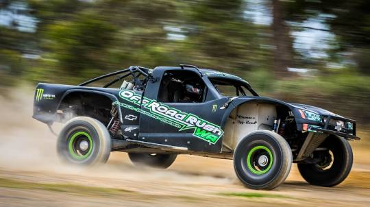 V8 Buggy Intro 10 Drive Laps + 2 Hot Laps - Perth