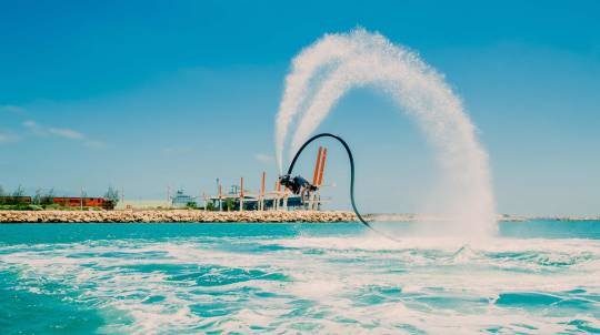 Flyboard Introduction Experience - 30 Minutes