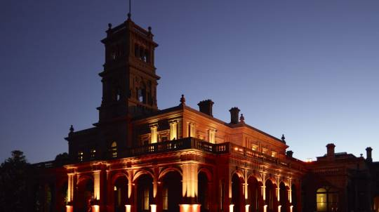 Night Theatre Performance at Werribee Park Mansion - For 2