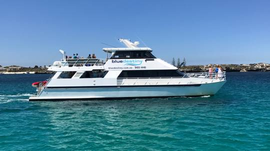 Rottnest Island Cruise with Scuba Diving and Lunch
