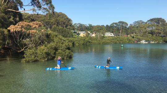 Kayak and Stand Up Paddle Board Hire - 2 Hours