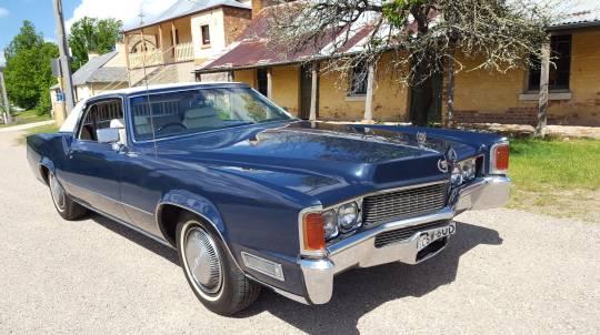 1969 Cadillac Eldorado Full Day Car Hire